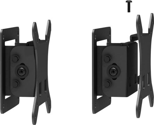 VESA Tilting Wall Mount - Easy Assembly