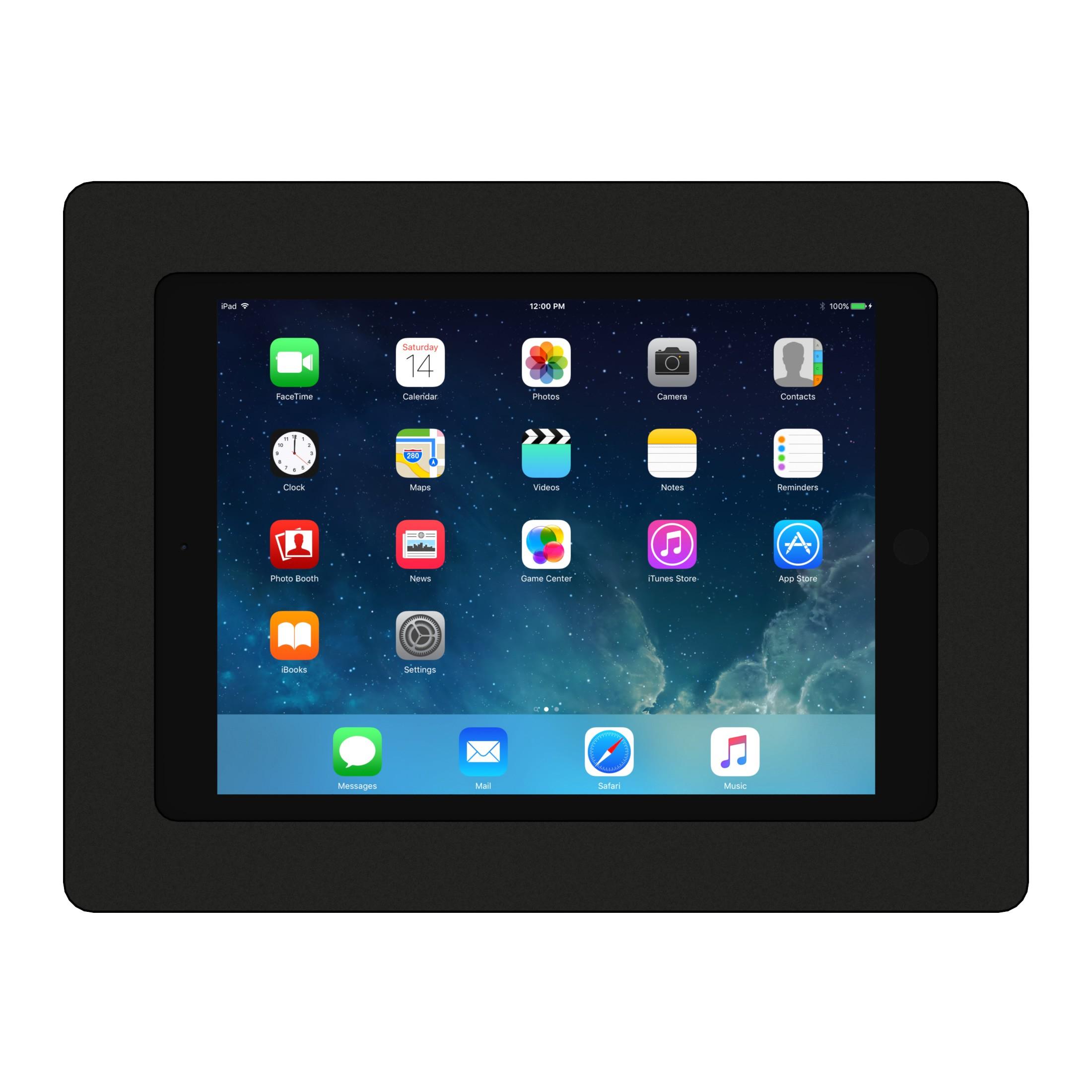 Vidamount Vesa Tablet Enclosure Ipad Air 1 Air 2 Pro 9