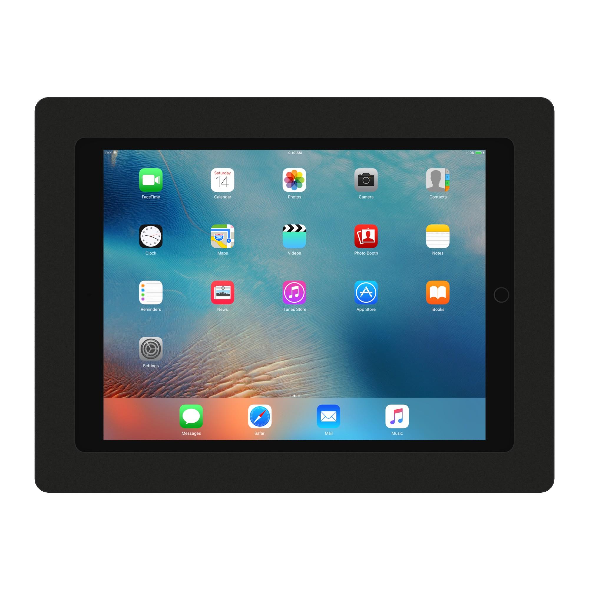 Vidamount Vesa Tablet Enclosure 12 9 Inch Ipad Pro Black