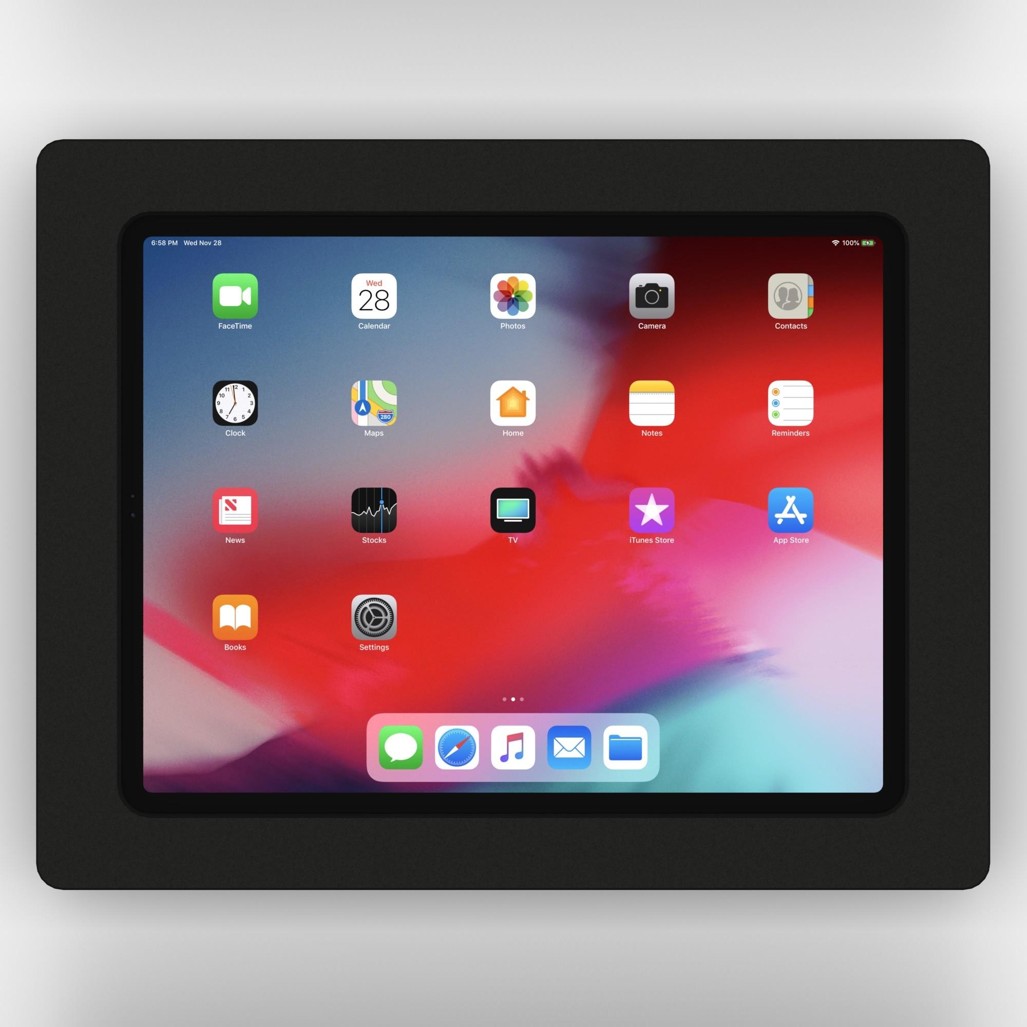 Fixed Slim Wall 12 9 Inch Ipad Pro 3rd Gen Tablet Mount