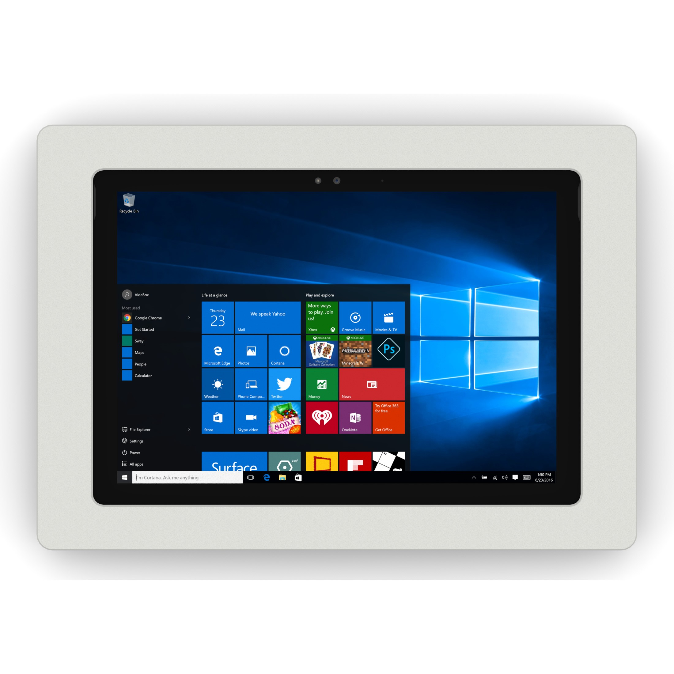 Fixed Slim Wall Microsoft Surface Pro 2017 Amp Surface Pro