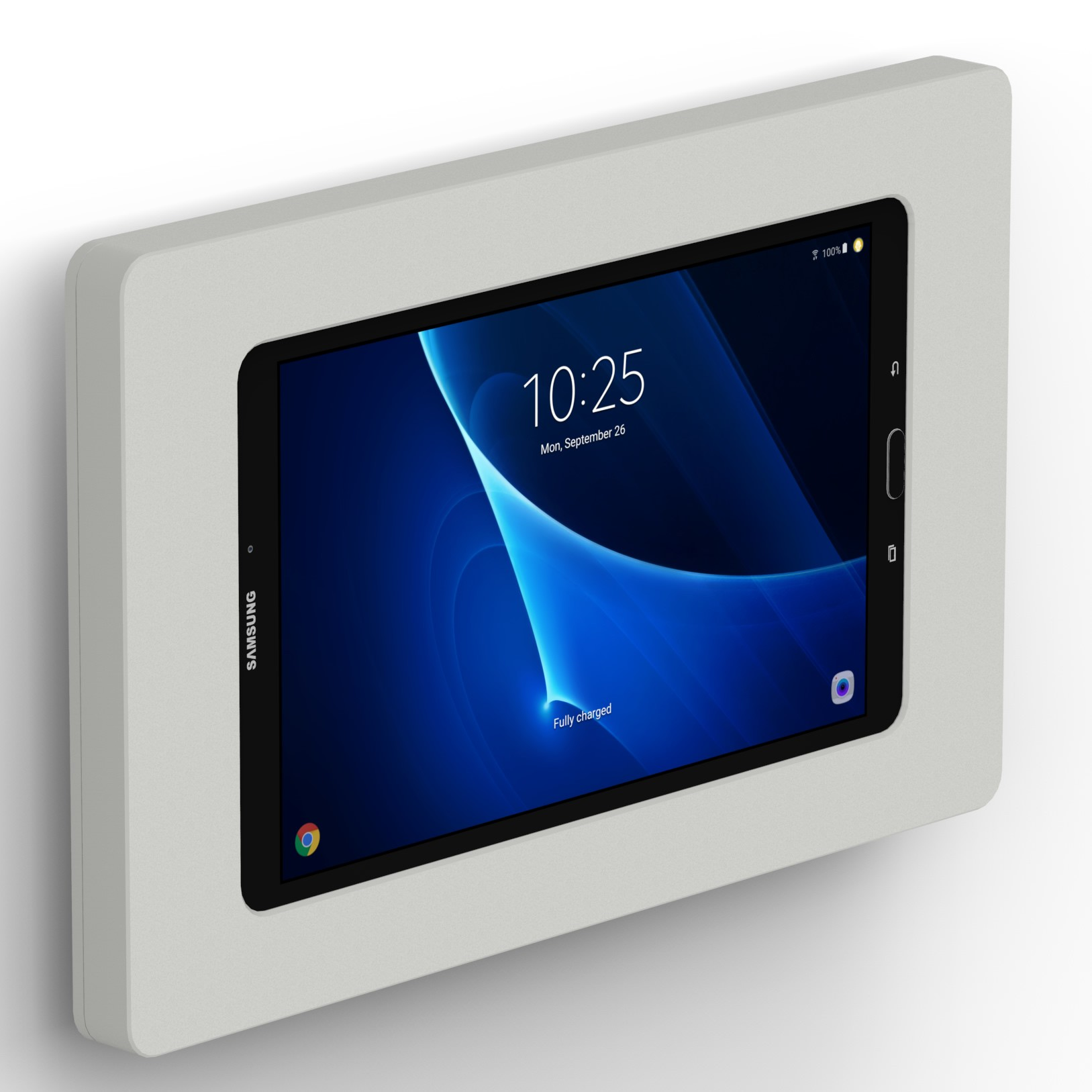 Fixed Slim Wall Samsung Galaxy Tab A 10 1 Tablet Mount
