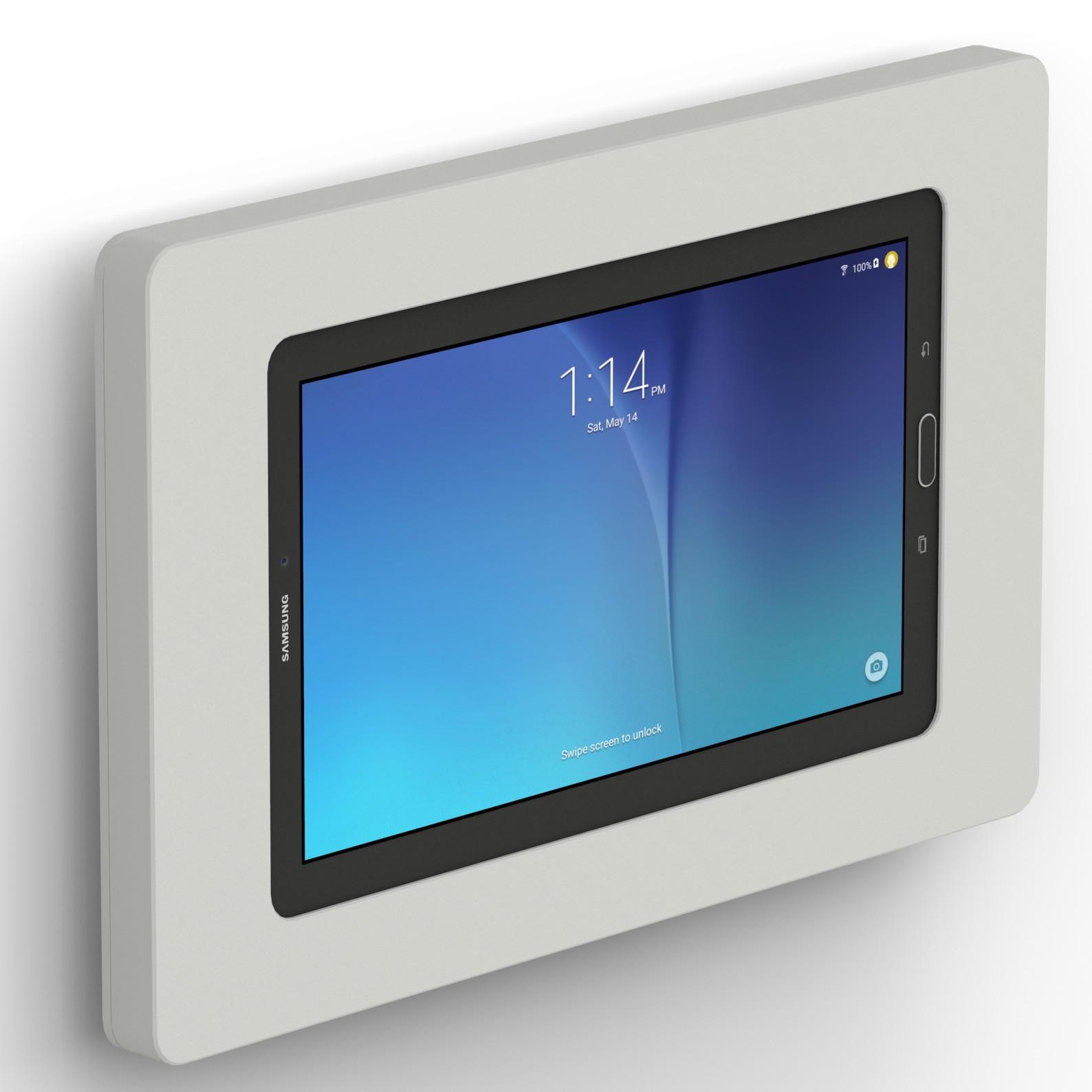 Fixed Slim Wall Samsung Galaxy Tab E 9 6 Tablet Mount