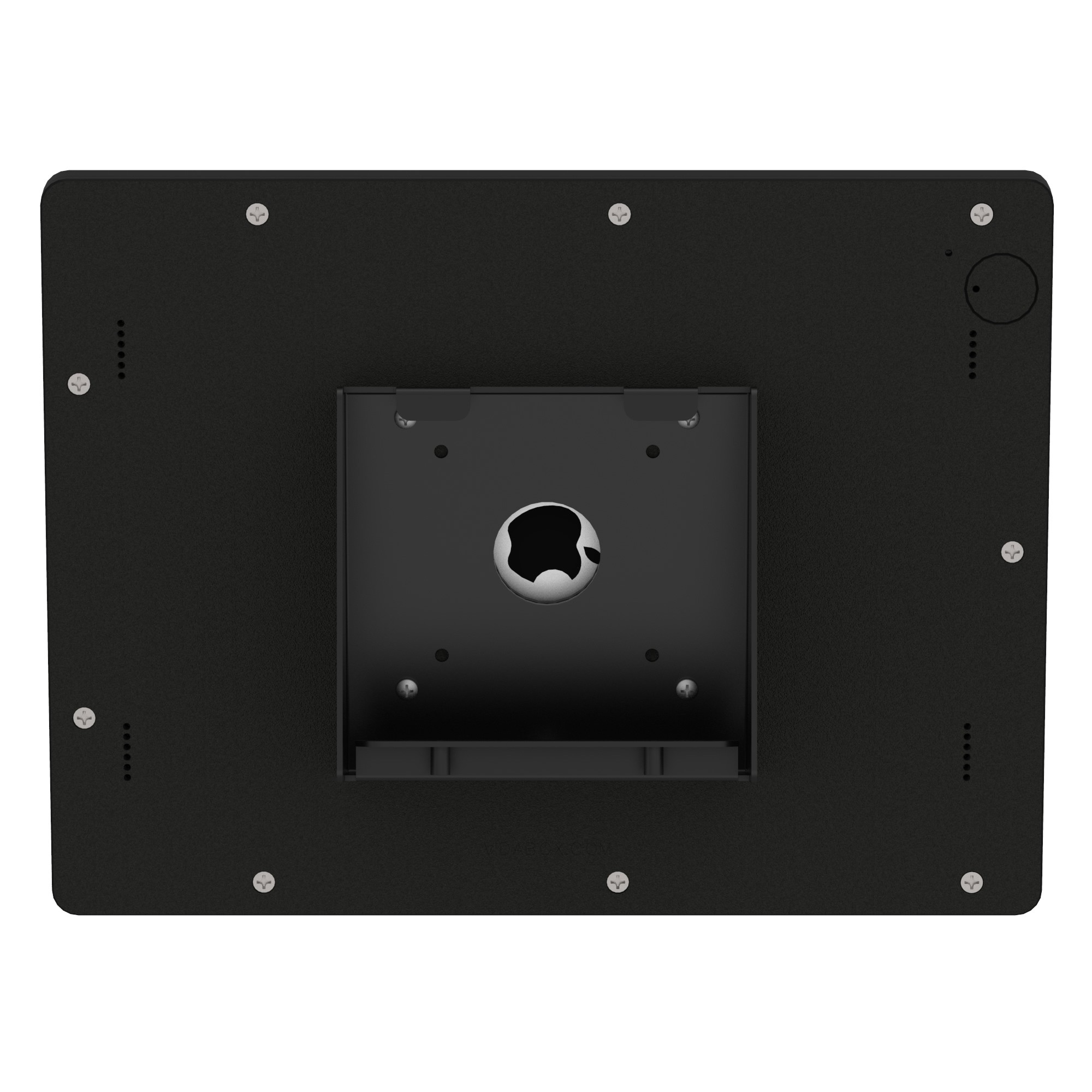 12 9 Inch Ipad Pro Black Enclosure W Fixed Tilted 15