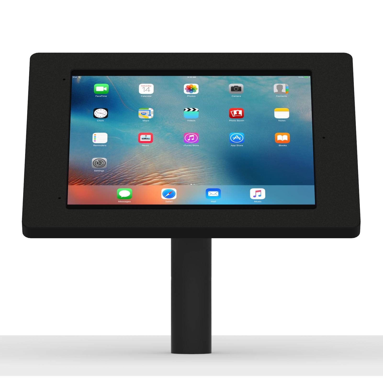12 9 Inch Ipad Pro Home Button Covered Black Enclosure W
