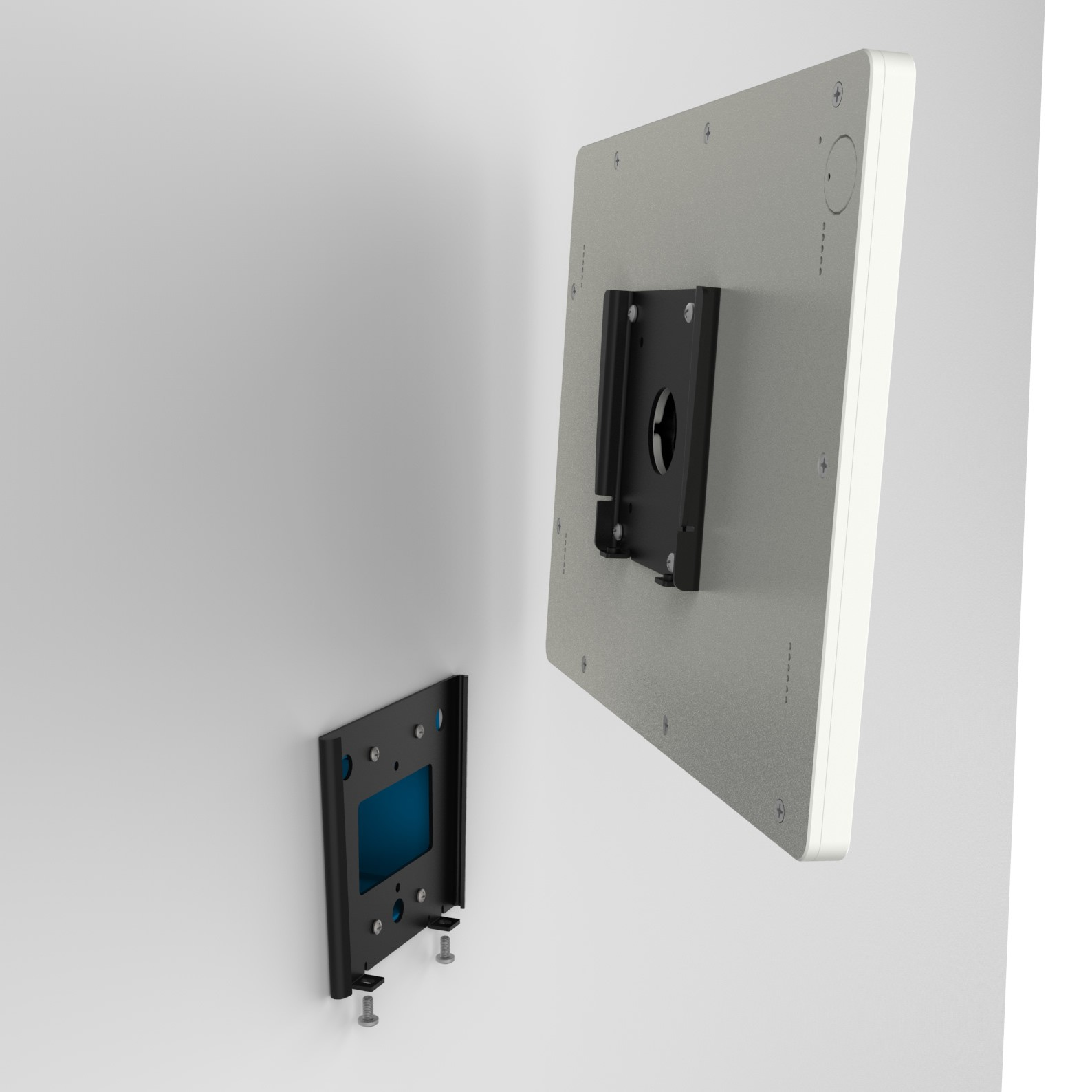 10 Inch Tablet Secure Wall Mount