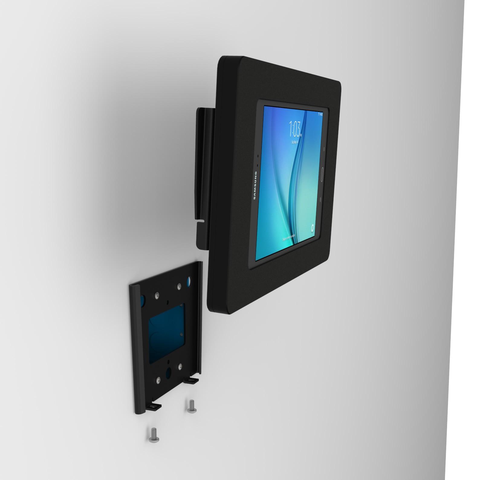 Fixed Slim Wall Samsung Galaxy Tab A 8 0 Tablet Mount Black