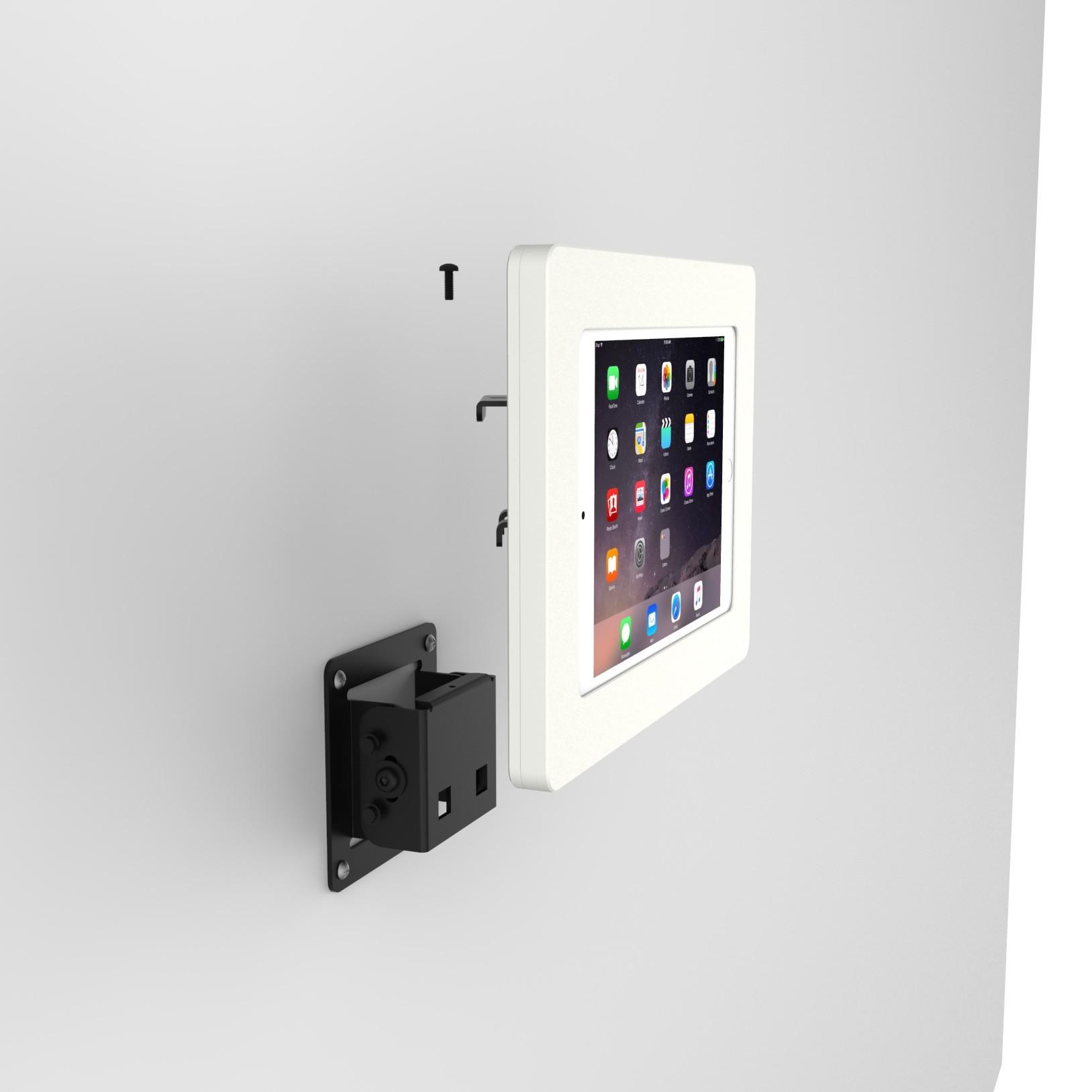 Tilting Wall Ipad Tablet Surface Mount Vidabox Kiosks