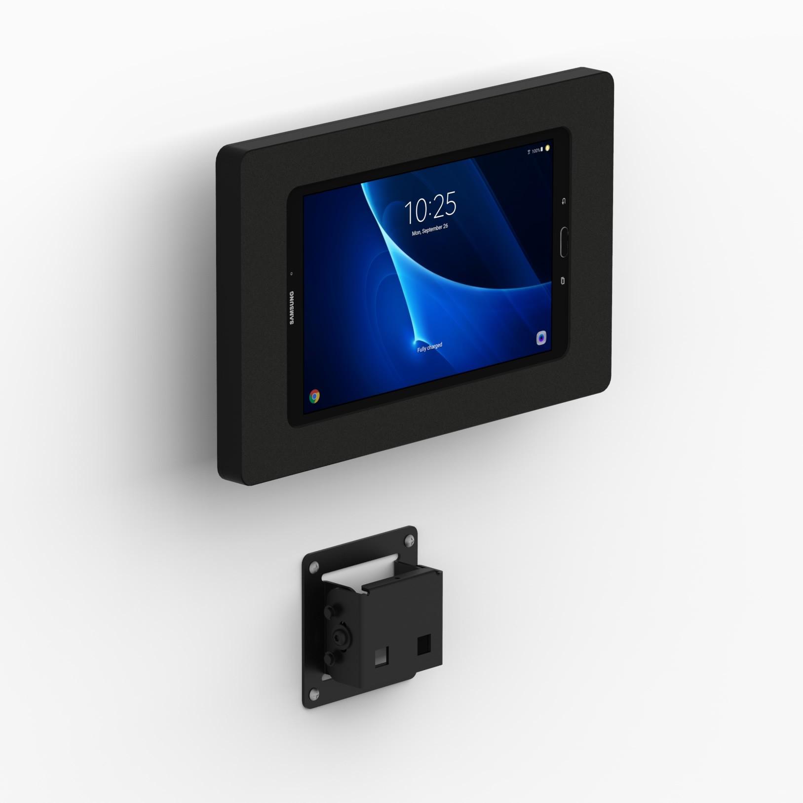 Tilting Wall Samsung Galaxy Tab A 10 1 Tablet Mount Black