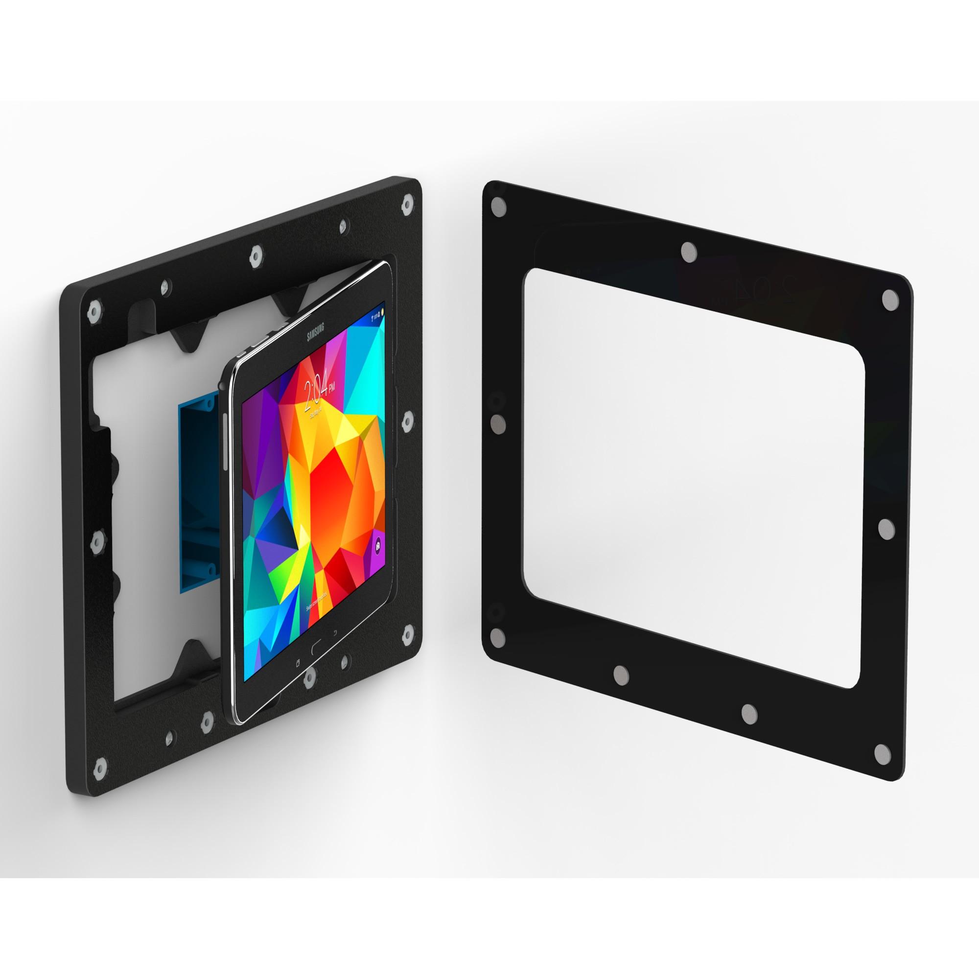 Black Samsung Galaxy Tab 4 10 1 Vidamount On Wall