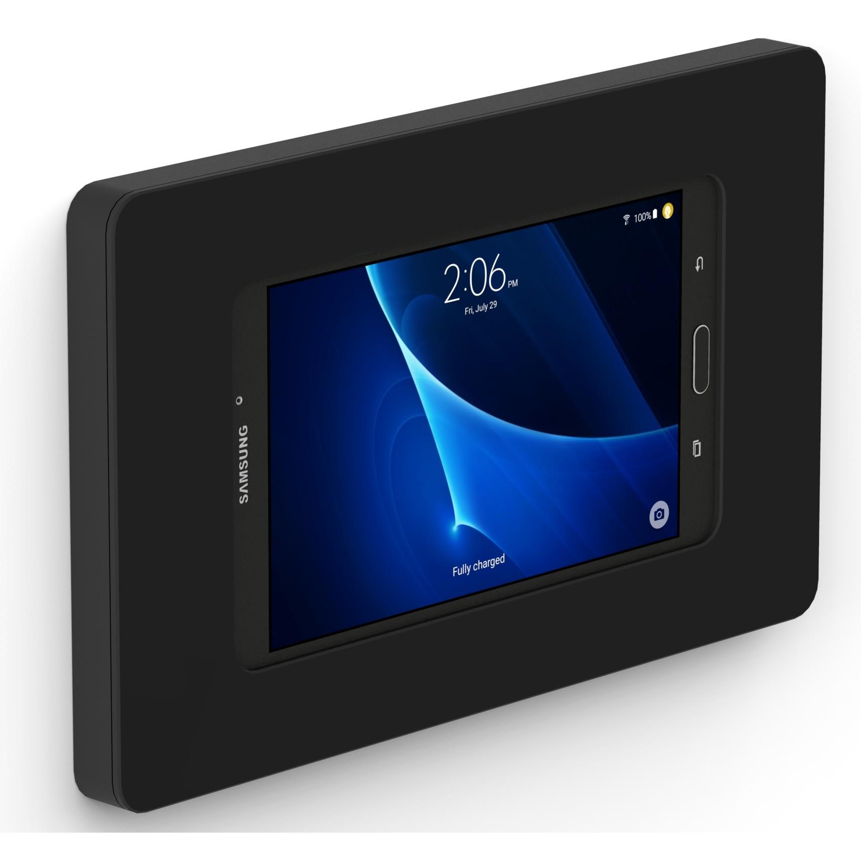 Black Samsung Galaxy Tab A 7 0 Vidamount On Wall