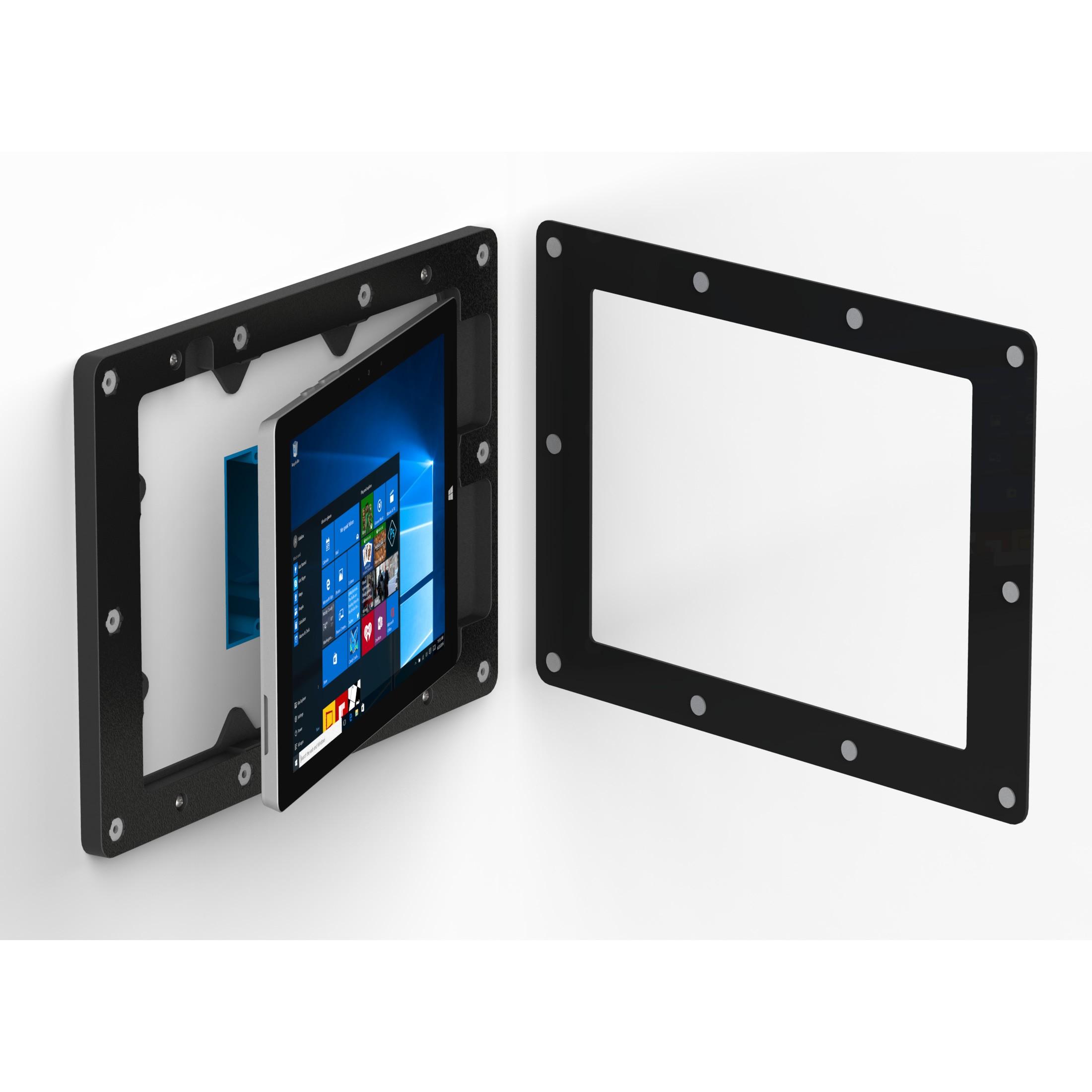 Black - Microsoft Windows Surface 3