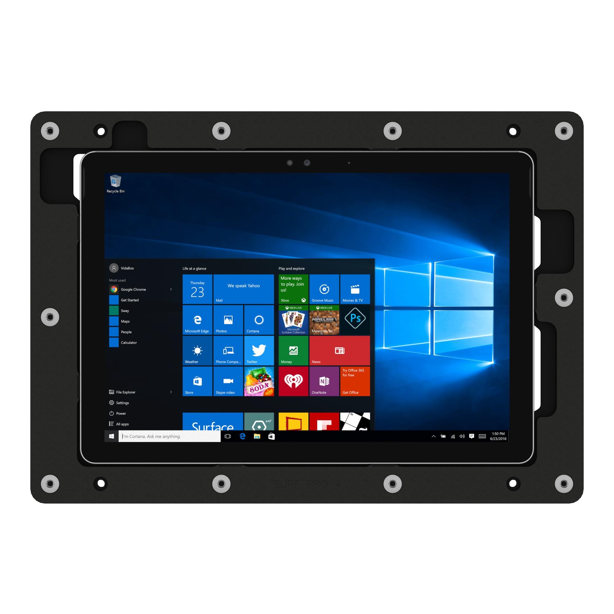 Black Microsoft Windows Surface Pro 2017 Amp Surface Pro