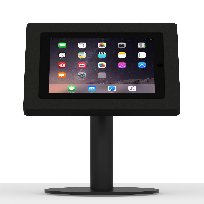Ipad 2 3 4 Black Enclosure W Portable Fixed Vesa Stand