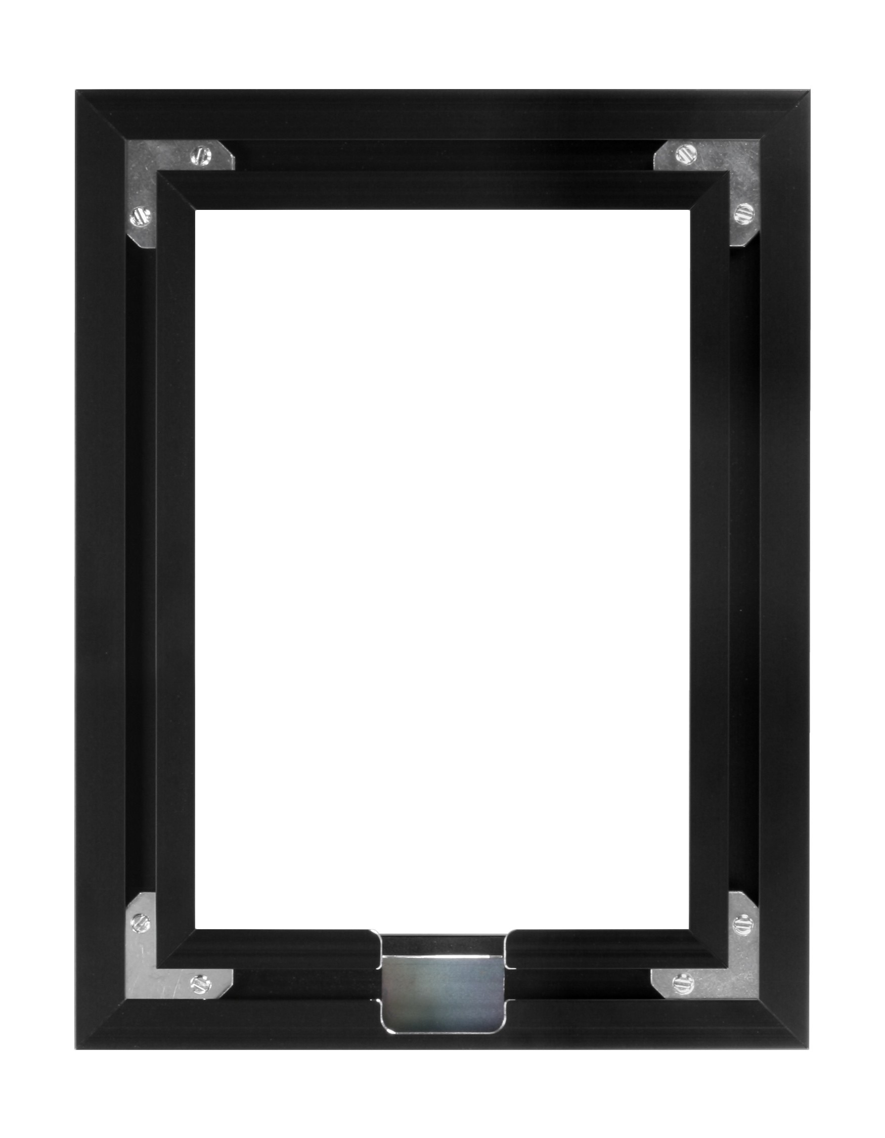 Vidamount Wall Frame Ipad 2 3 Amp 4 Matte Black