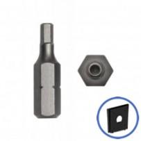 Fixed Slim VESA Mounts: Tamper Resistant Bit