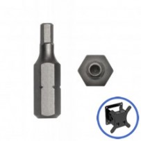 Tilting VESA Wall Mounts: Tamper Resistant Bit [Replaced w. VB_TOOL_TRB_M25]