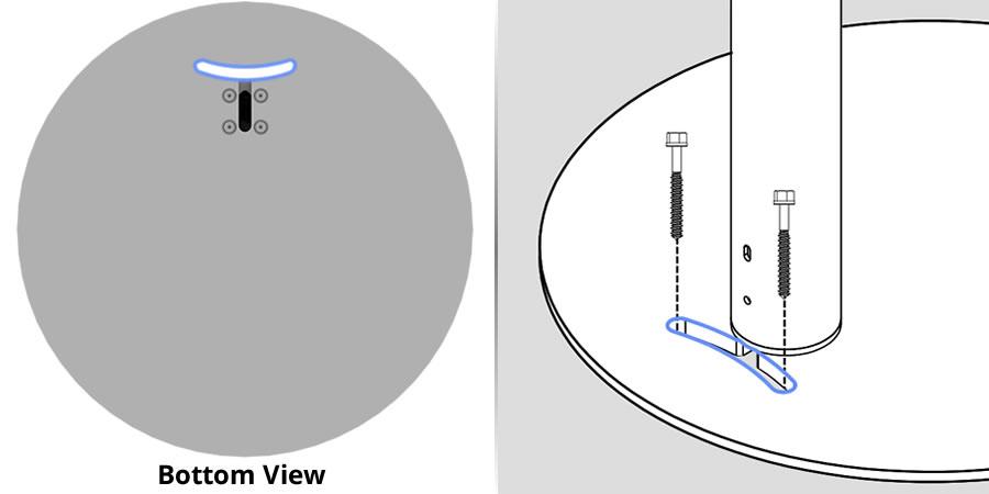 Floor Stand Bolt Pattern