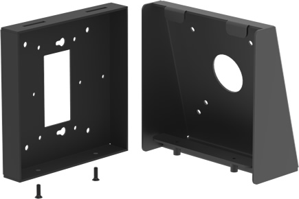 VESA 100-75 Compatible Wall Mount