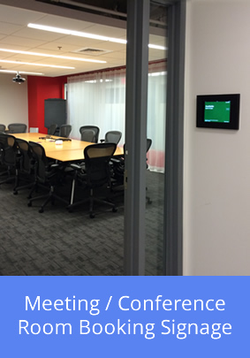 Learn more about VidaBox Kiosks in Room Conferencing Applications!